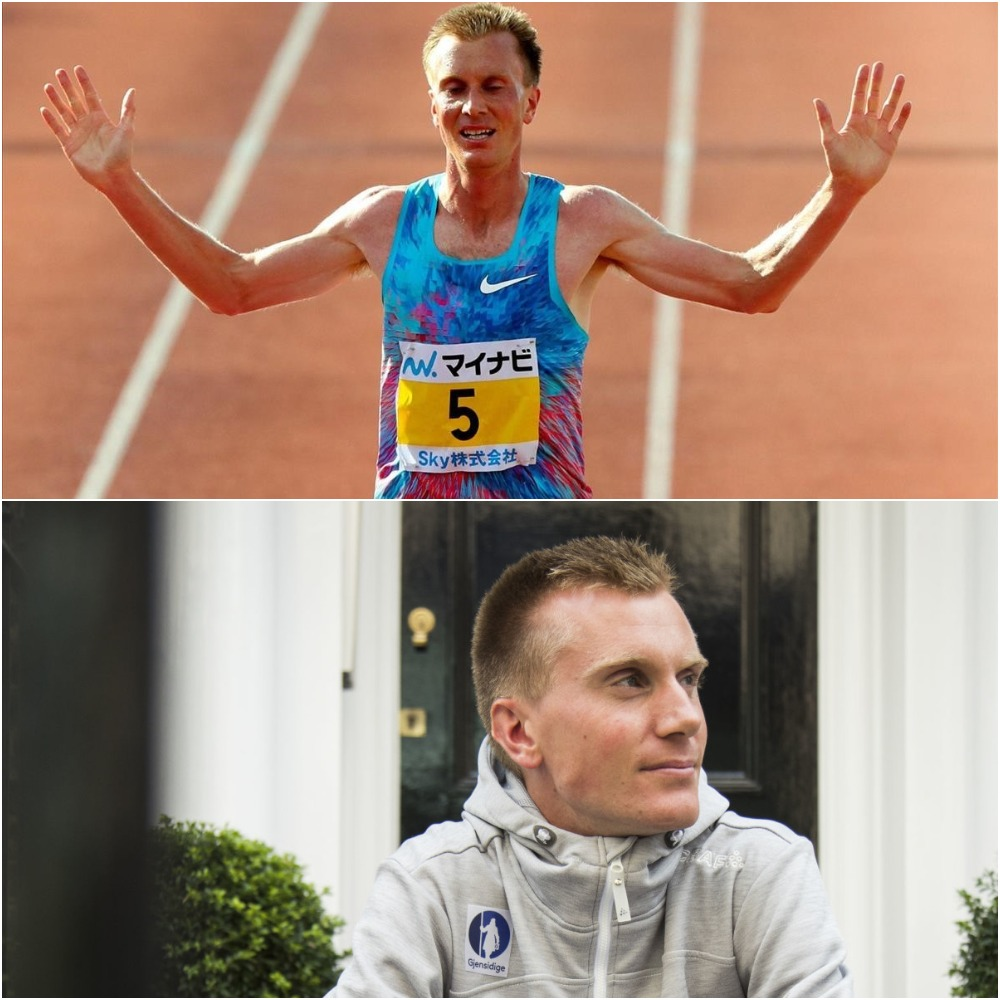 Sondre Nordstad Moen The Fastest European Marathon Runner In History