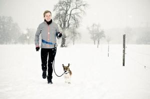 Wintertraining bedarf gewissen Anpassungen