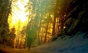 Laufen im Winter hat seinen Reiz