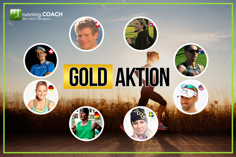 Gold-Aktion