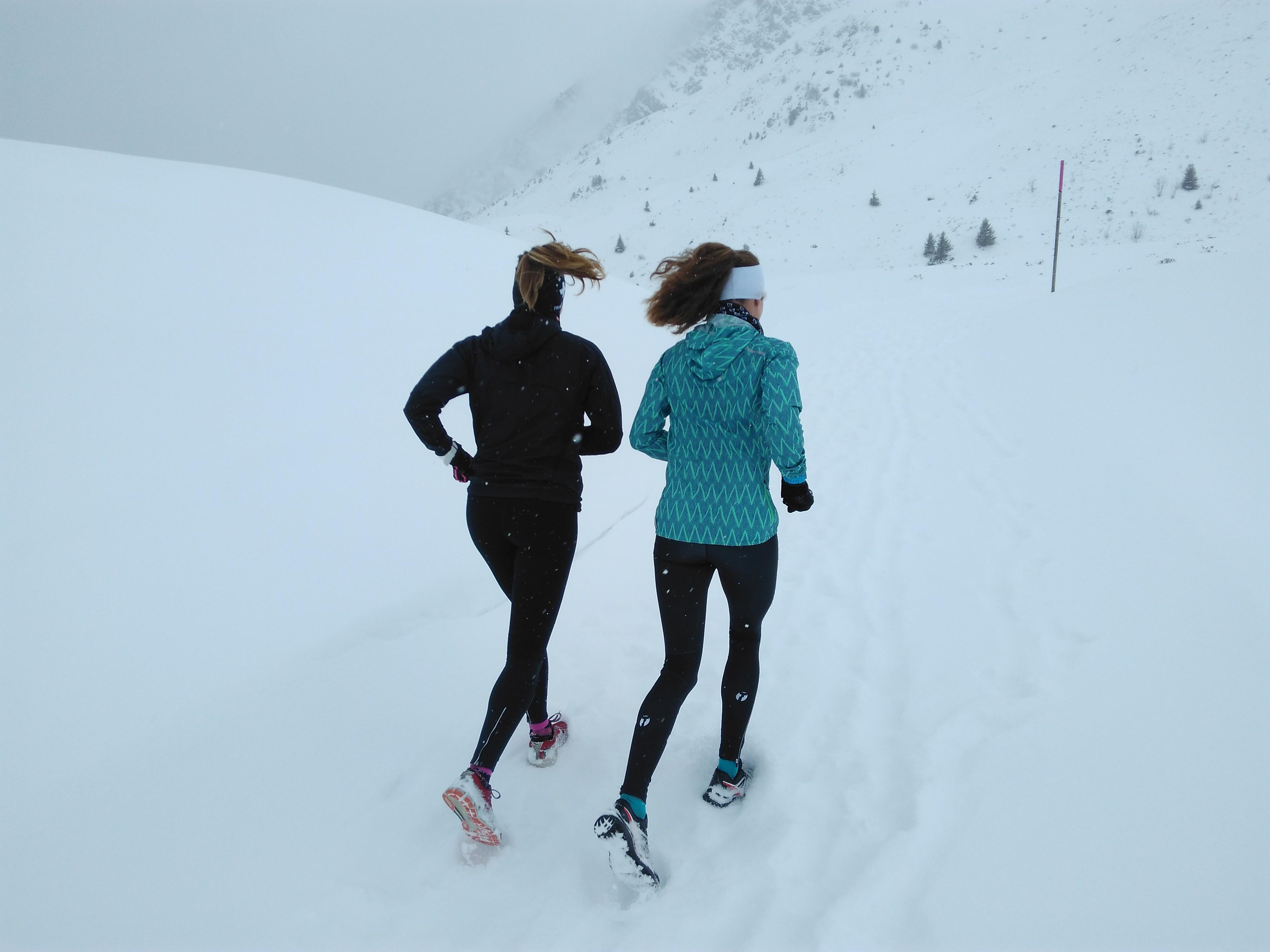 Winter Laufen