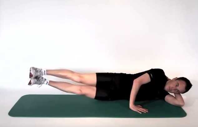 Core strenght exercises should be an integral part of your training