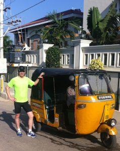 Auto-Rickshaw in Hyderabad
