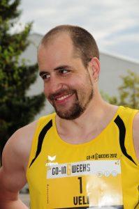 Ueli Küttel freut sich auf den Start der GO-IN6WEEKS