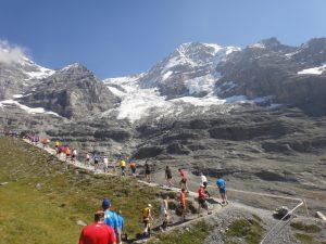 Am schönsten Marathon der Welt geht's hoch hinaus