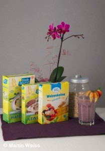Leckerer Frühstücks-Shake
