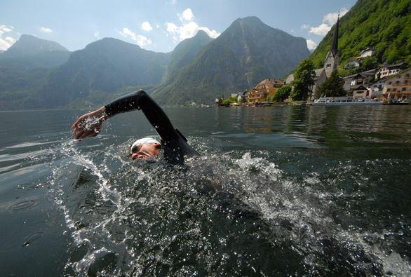 Wassersport im offenen Gewässer: Ein einmaliges Erlebnis