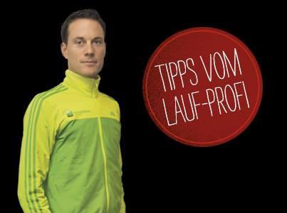 Laufexperte Valentin Belz beantwortet am 26. November deine Fragen