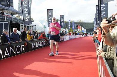 Der Minimarathon ist geschafft - das grosse Ziel folgt 2015