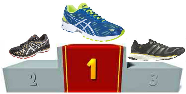 Die 3 beliebtesten Schuhe unserer User