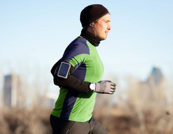 Die Mehrheit der Läufer ist mit einer Sportuhr am Handgelenk unterwegs