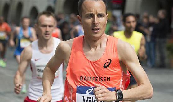 Viktor Röthlin bereitet sich auf seinen letzten Marathon vor