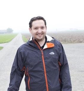 Jonas Kiefer leistete sich eine Laufanalyse