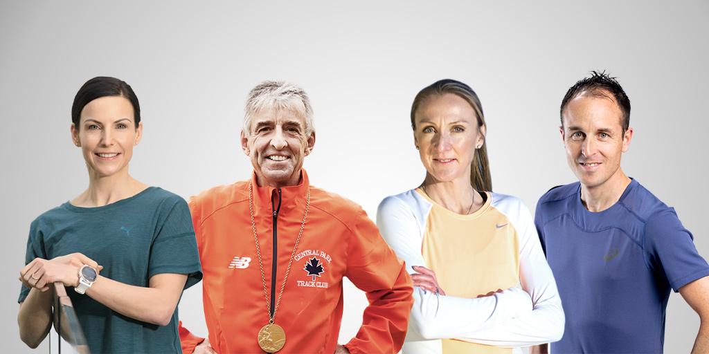 running.COACH Ambassadors