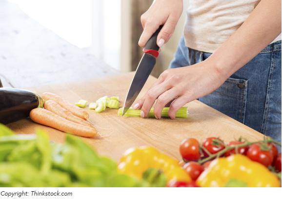 Mit unseren Tipps bleiben die Vitamine im Gemüse