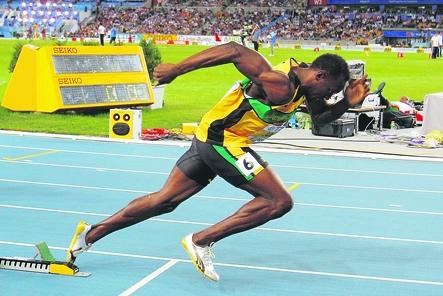 Sprinter sind anfälliger für Leistenprobleme als Langstreckenläufer