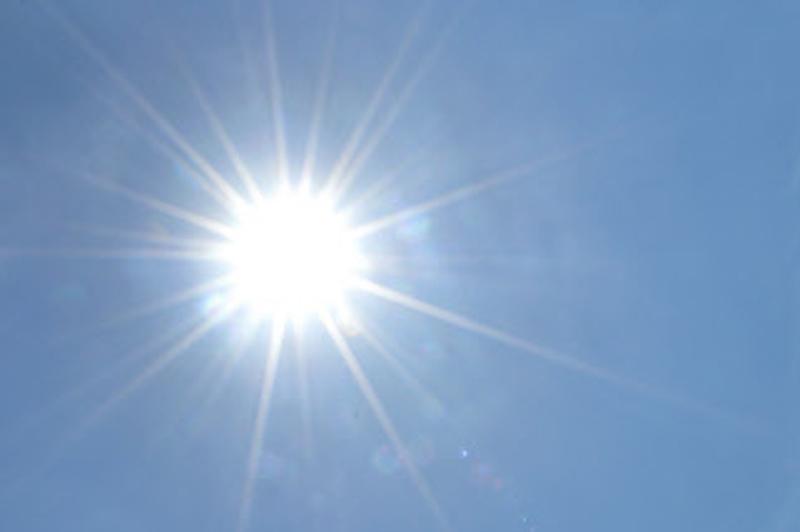 Hitze, Sonne...