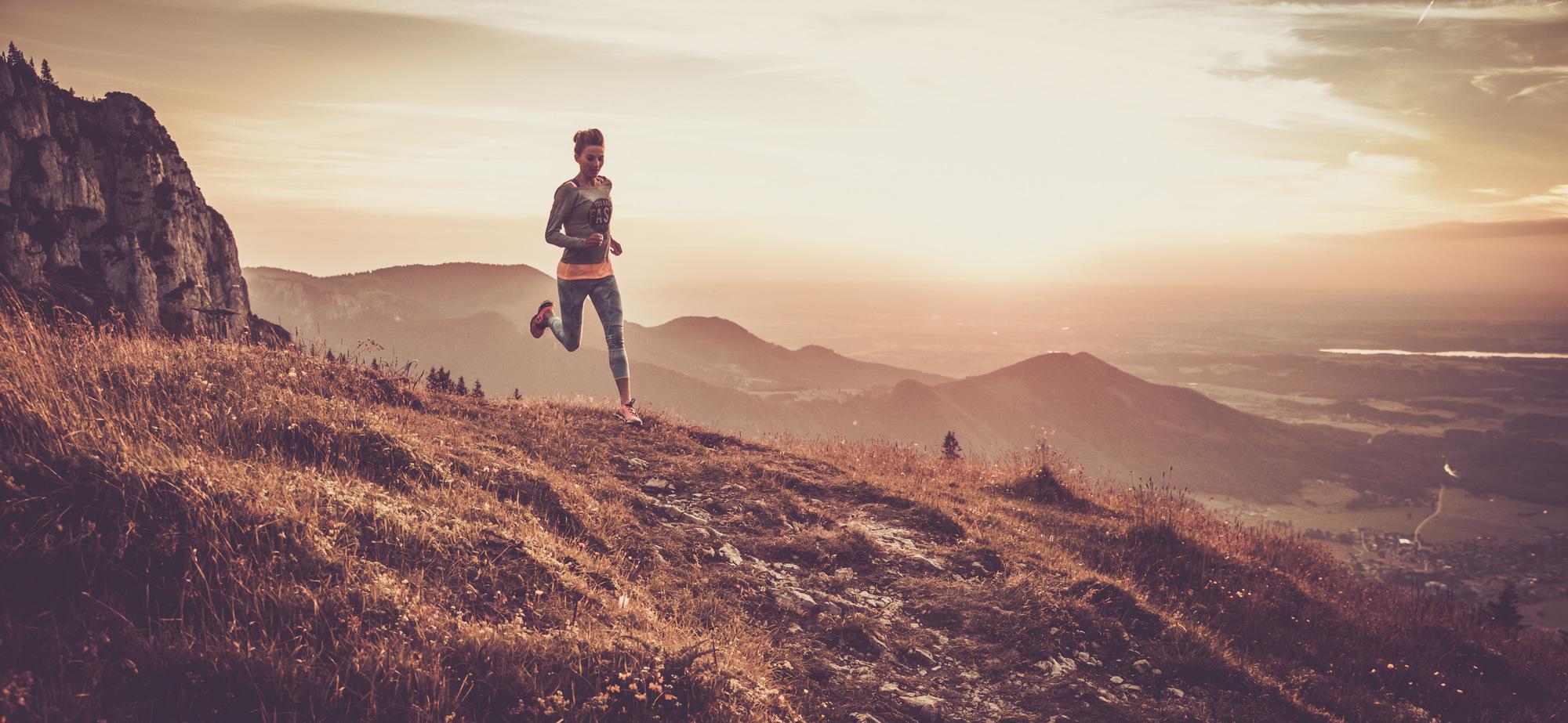 Der Antrieb zum Laufen muss nicht immer Leistung sein. Copyright Oliver Farys.