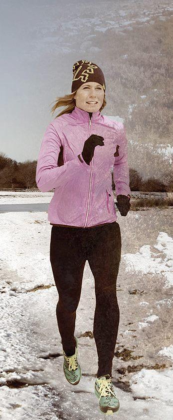 lina icebug running