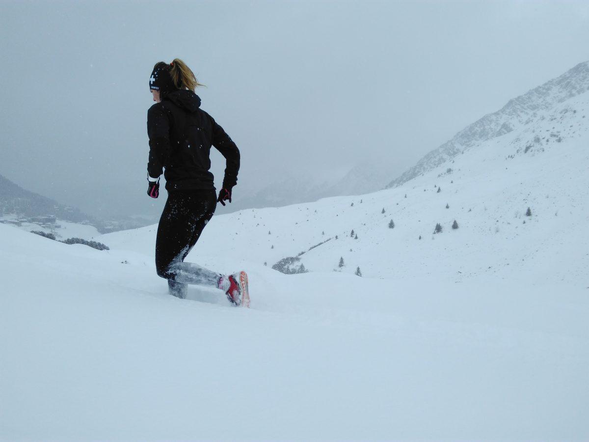 Lauftraining Winter