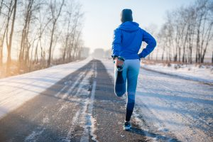 Erkältung Laufen