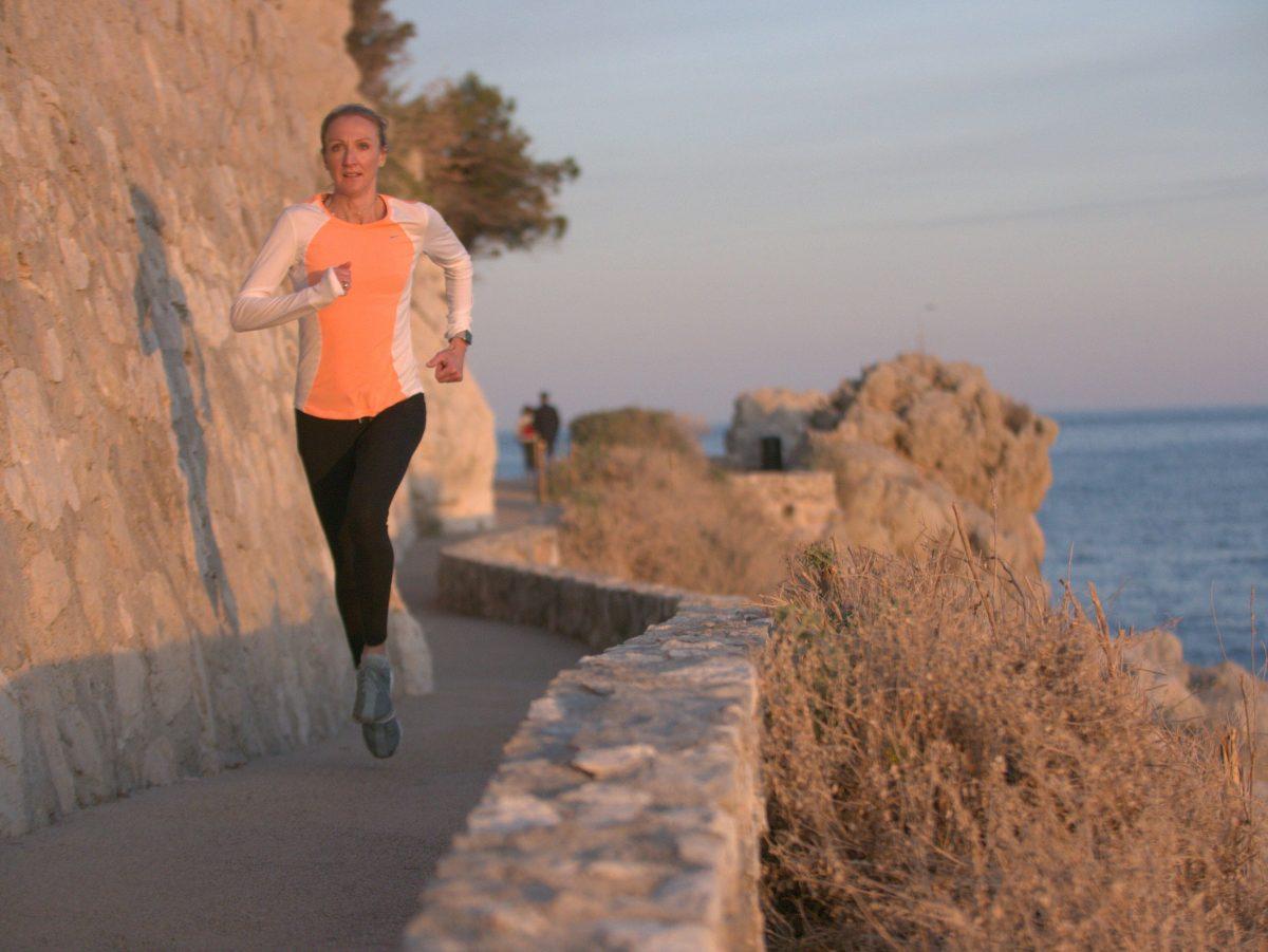 Laufen auf nüchternen Magen verlieren Gewicht Meister