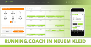 Neues Design running.COACH