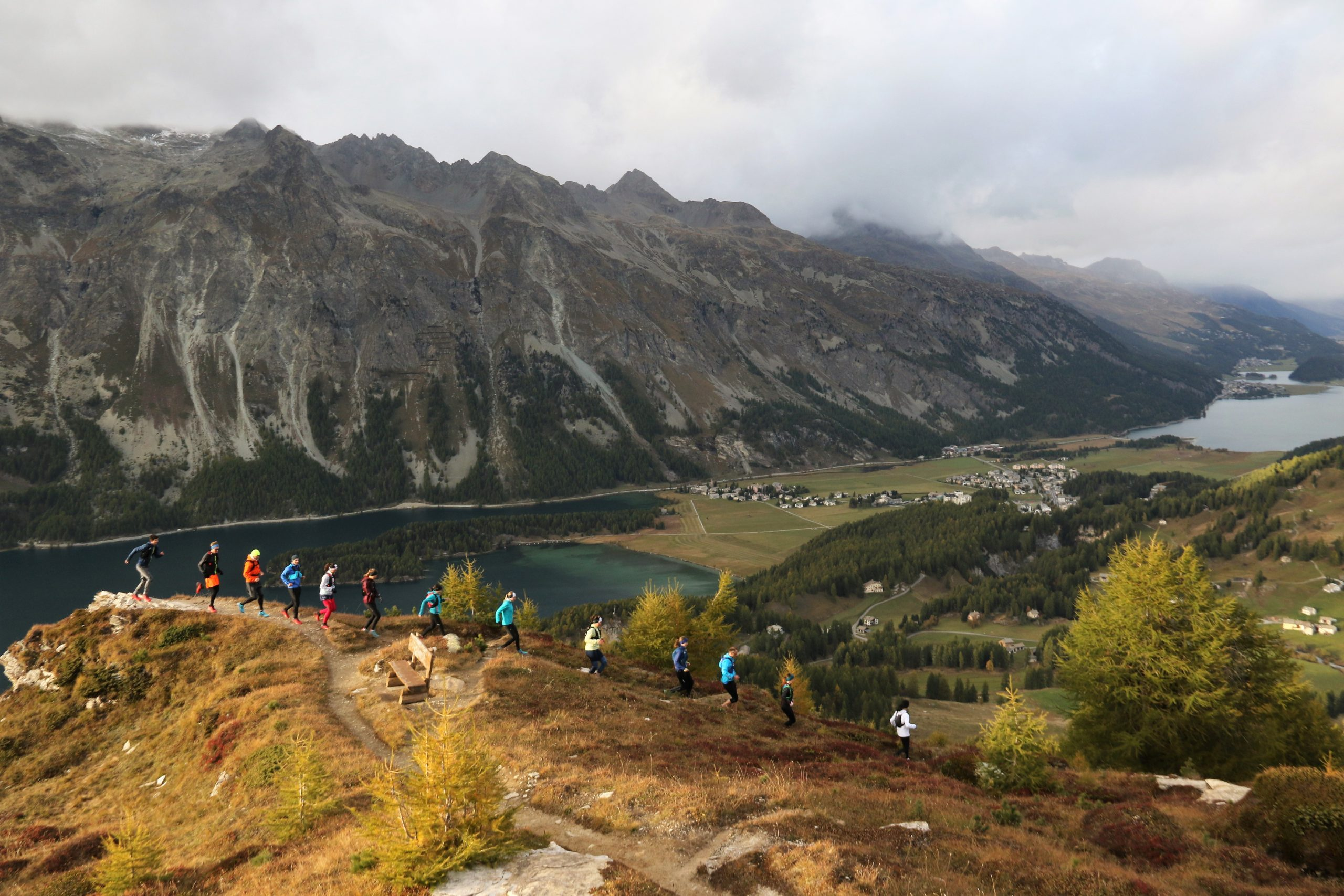 Trailrunning Engadin